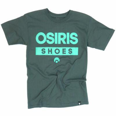 Osiris Legacy póló Charcoal