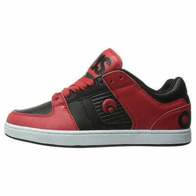 Osiris Script cipő Red/Black/White