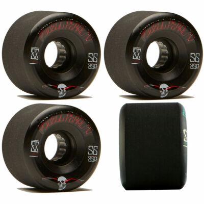 Powell Peralta Soft Slide G-Slides kerék szett 56mm 85A Black 4db