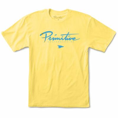 Primitive Core Logo póló Banana