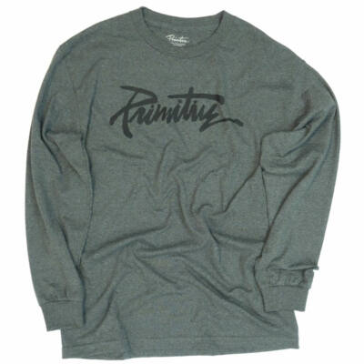 Primitive Label ls póló Grey