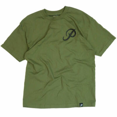 Primitive P logo póló Army Green