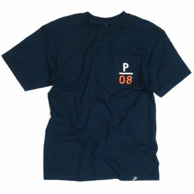 Primitive P08 póló Navy