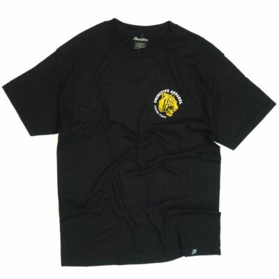 Primitive Strike First póló Black