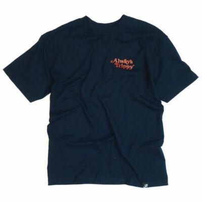 Primitive Trippy póló Navy
