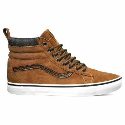 Vans Sk8-Hi MTE cipő Glazed Ginger/Plaid