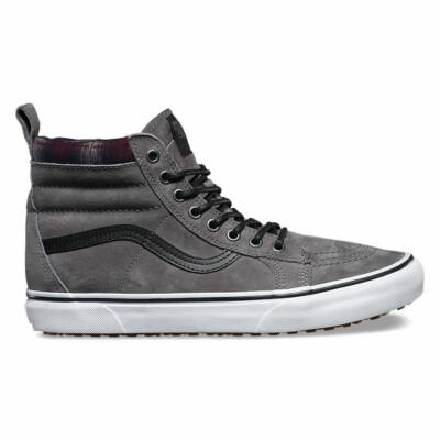 Vans Sk8-Hi MTE cipő Pewter/Plaid
