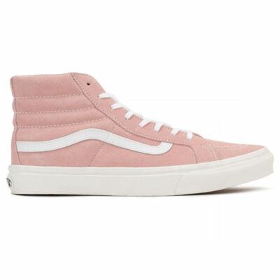 Vans Sk8-Hi Slim (Retro Sport) cipő Blossom/White