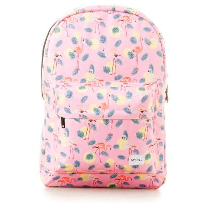 Spiral OG hátizsák Pink Flamingo