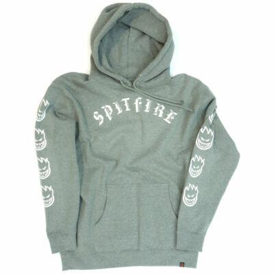 Spitfire Label pulóver Grey