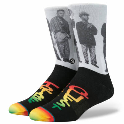 Stance A Tribe Called Quest zokni Multi 1 pár