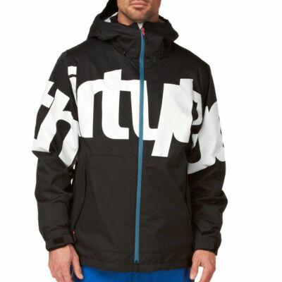 Thirtytwo Lowdown 2 kabát Black