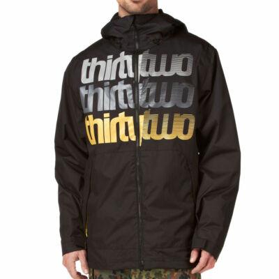 Thirtytwo Shakedown kabát Black