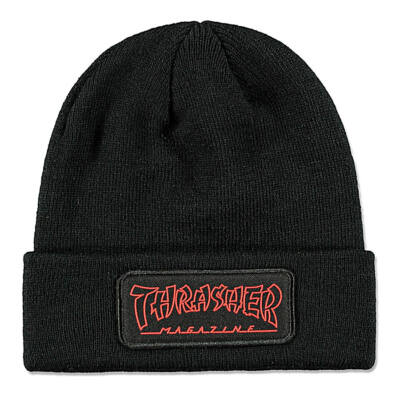 Thrasher China Banks Patch sapka Black