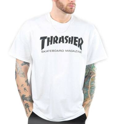 Thrasher Skate Mag póló White