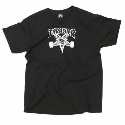 Thrasher Skategoat póló Black