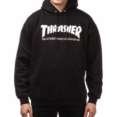 Thrasher Skate Mag pulóver Black