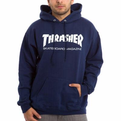 Thrasher Skate Mag pulóver Navy