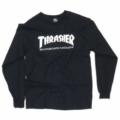 Thrasher Skate Mag póló Black
