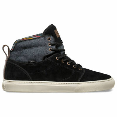Vans Alomar (Wellworn) cipő Black/Antique