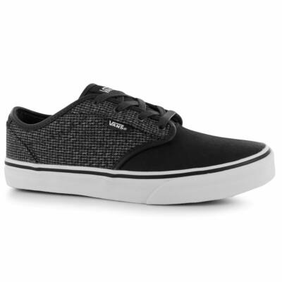 Vans Atwood Deluxe (Mixed Material) cipő Gray/Raven