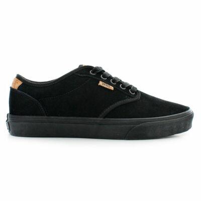 Vans Atwood Deluxe (Suede) cipő Black/Blanket