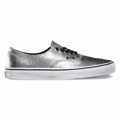 Vans Authentic Decon (Metallic) cipő Silver/Black