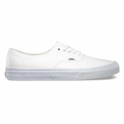 Vans Authentic Decon (Premium Leather) True White