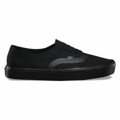 Vans Authentic Lite Rapidweld (Perf) cipő Black/Black