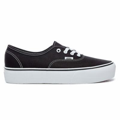 Vans Authentic Platform cipő Black