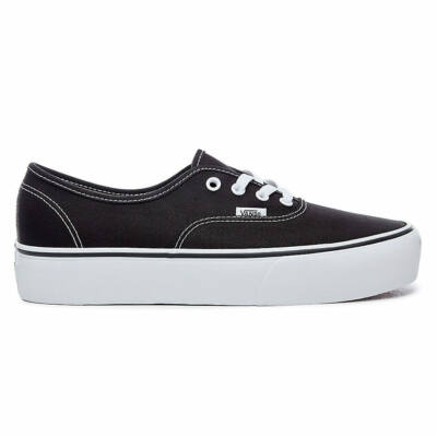 Vans Authentic Platform cipő Black