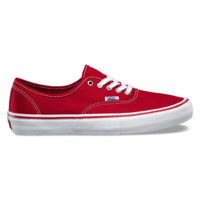 Vans Authentic Pro cipő Scarlet/White