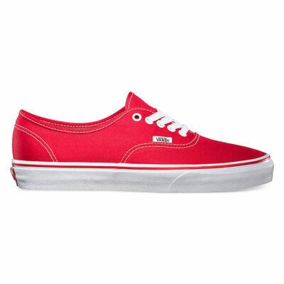 Vans Authentic cipő Red