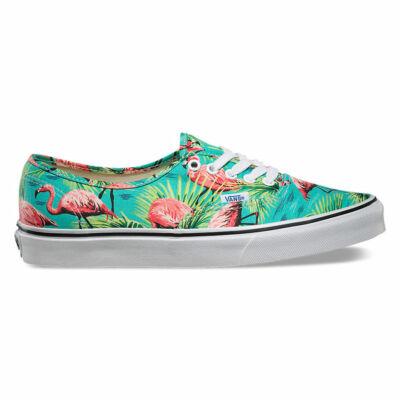 Vans Authentic (Van Doren) cipő Turquoise/Flamingo