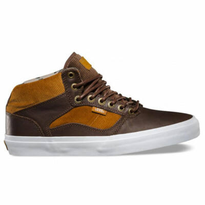 Vans Bedford (Duck Hunt) cipő Brown/White