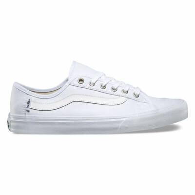 Vans Black Ball SF White/White