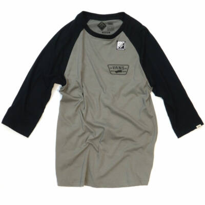 Vans Built Tough raglan Graphite