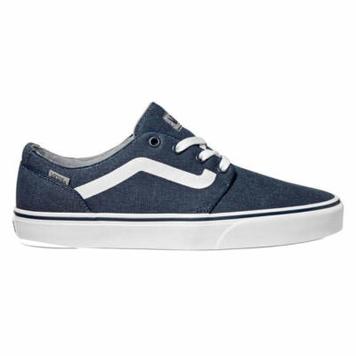 Vans Chapman Stripe (T&L) cipő Dress Blues/White