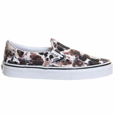 Vans Classic Slip-On (ASPCA) cipő Puppies/True White