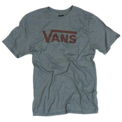 Vans Classic Heat póló Asphalt