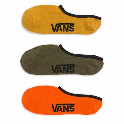 Vans Classic Super No Zokni Mineral Yellow 3 pár