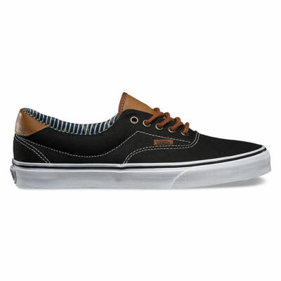 Vans Era 59 (C&L) cipő Black/Stripe Denim