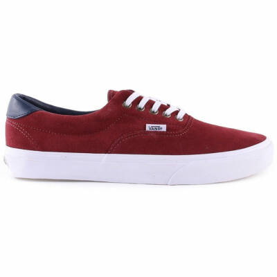 Vans Era 59 (Suede/Leather) Oxblood Red