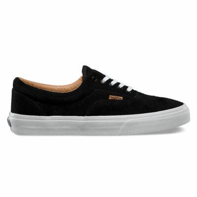 Vans Era CA (Premium Suede) Black