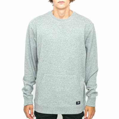 Vans Fairmont Crew pulóver Heather Grey