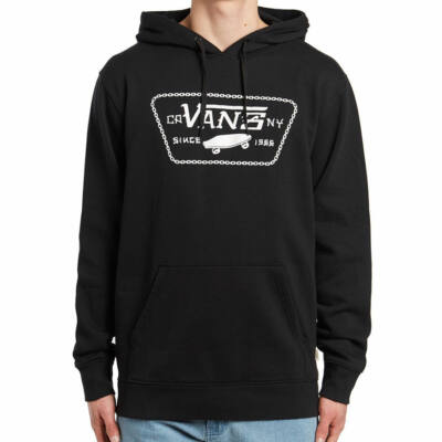 Vans Full Chain pulóver Black