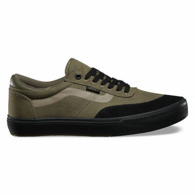 Vans Gilbert Crockett cipő Ivy Green/Black