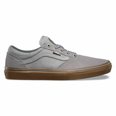 Vans Gilbert Crockett Pro (Chambray) Grey/Gum