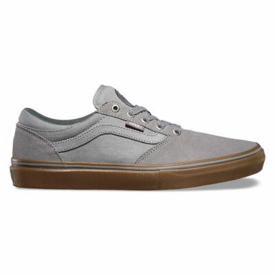 Vans Gilbert Crockett Pro (Chambray) cipő Grey/Gum