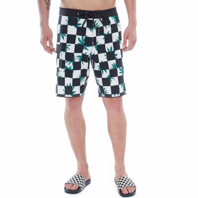Vans Mixed Scallop Boardshort Peace Checkered